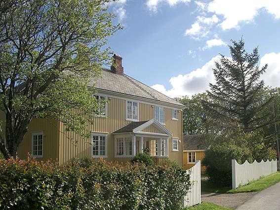 Solstua på Brekstad i Ørland kommune